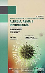 Papel Manual Washington De Alergia, Asma E Inmunología - 2º Ed.