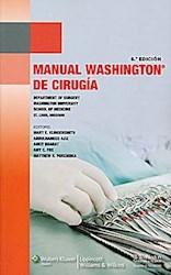 Papel Manual Washington De Cirugía - 6º Ed