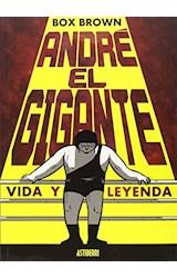 Papel ANDRÉ EL GIGANTE