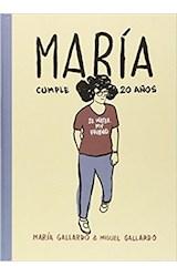 Papel Maria Cumple 20 Años
