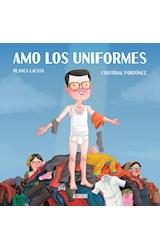 Papel AMO LOS UNIFORMES