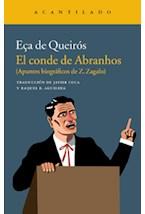 Papel EL CONDE DE ABRANHOS