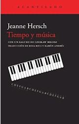 Papel TIEMPO Y MUSICA