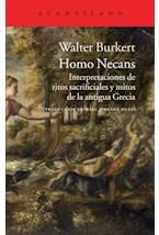 Papel Homo Necans