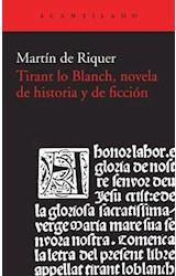 Papel Tirant Lo Blanch Novela De Historia Y Ficción