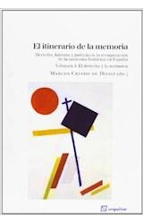 Papel El Itinerario De La Memoria Volúmen I