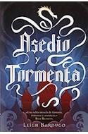 Papel ASEDIO Y TORMENTA (TRILOGIA GRISHA 2)
