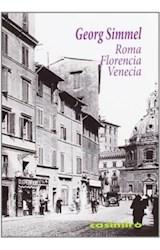 Papel ROMA , FLORENCIA , VENECIA