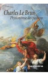 Papel PHYSIONOMIE DES PASSIONS (FRANCES)