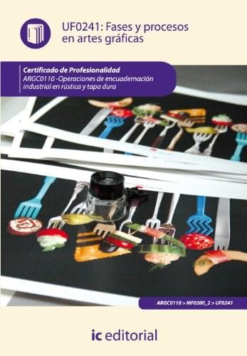 Papel Fases Y Procesos En Artes Gráficas. Argc0110 - Operaciones De Encuadernación Industrial En Rústica Y