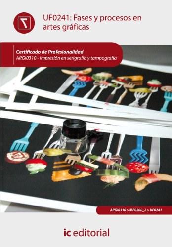 Papel Fases Y Procesos En Artes Gráficas. Argi0310 - Impresión En Serigrafía Y Tampografía