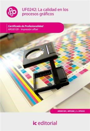 E-book La Calidad En Los Procesos Gráficos