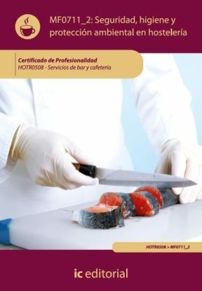 E-book Seguridad E Higiene Y Protección Ambiental En Hostelería. Hotr0508
