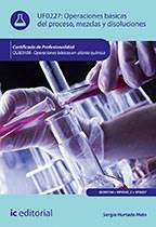 Libro Operaciones Basicas Del Proceso, Mezclas Y Disolu