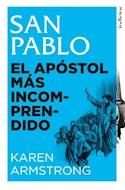 Papel SAN PABLO EL APOSTOL MAS INCOMPRENDIDO (RUSTICA)
