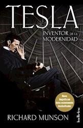 Libro Tesla Inventor De La Modernidad