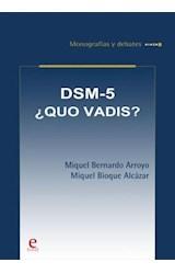 E-book DSM-5 ¿Quo vadis?