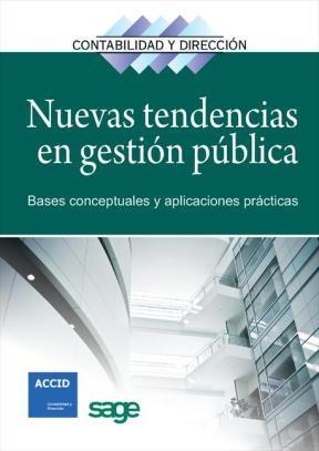 E-book Nuevas Tendencias En Gestión Pública.