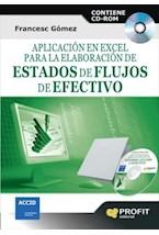 E-book Aplicación en Excel para la elaboración de estados de flujo de efectivo.