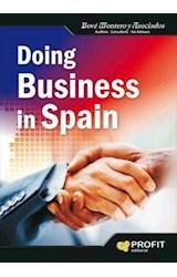 E-book Doing Business in Spain. Ebook