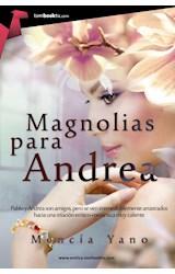Papel Magnolias para Andrea