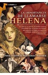 Papel LA IMPORTANCIA DE LLAMARSE HELENA