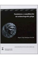 Papel Nacimiento Y Consolidación De La Historiografía Griega