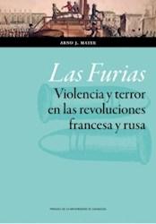Papel Las Furias. Violencia Y Terror En Las Revoluciones Francesa Y Rusa