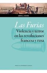 Papel LAS FURIAS VIOLENCIA Y TERROR EN LAS REVOLUC