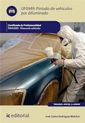 Libro Pintado De Vehiculos Por Difuminado. Tmvl0509 - P