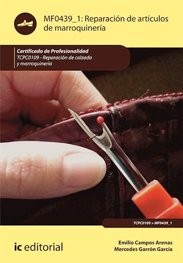 Papel Reparación De Artículos De Marroquinería. Tcpc0109 - Reparación De Calzado Y Marroquinería