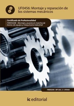 E-book Montaje Y Reparación De Los Sistemas Mecánicos