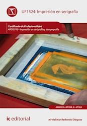 Libro Impresion En Serigrafia. Argi0310 - Impresion E
