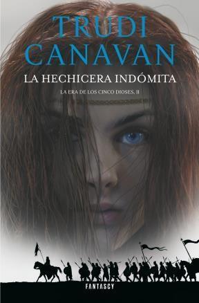 E-book La Hechicera Indómita (La Era De Los Cinco Dioses 2)