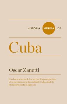 Papel Historia Minima De Cuba