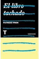 Papel LIBRO TACHADO (COLECCION NOEMA)