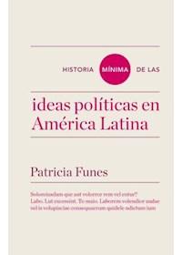 Papel Historia Minima De Las Ideas Politicas En America Latina