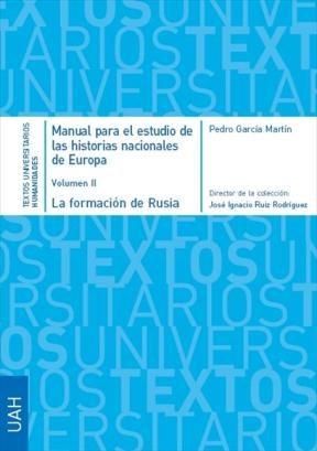 E-book Manual Para El Estudio De Las Historias Nacionales De Europa