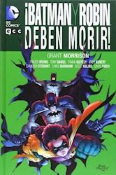 Papel Batman Y Robin Debe Morir