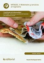 Papel Materiales Y Servicios En Tapicería. Tcpf0209 - Operaciones Auxiliares De Tapizado De Mobiliario Y M