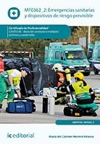 Libro Emergencias Sanitarias Y Dispositivos De Riesgo Pr
