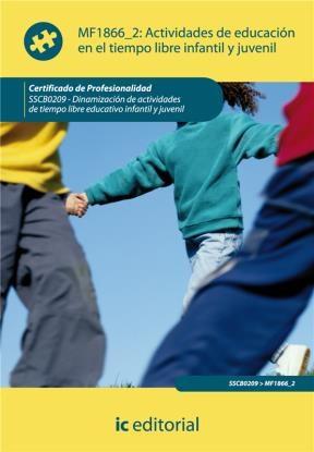E-book Actividades De Educación En El Tiempo Libre Infantil Y Juvenil