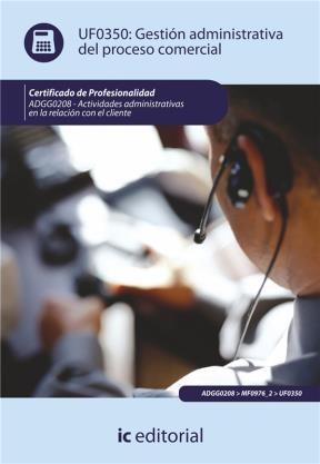 E-book Gestión Administrativa Del Proceso Comercial
