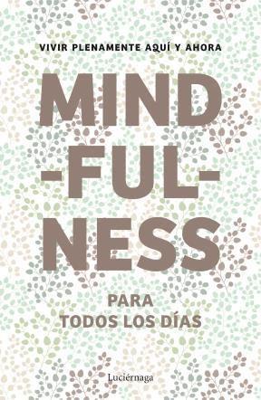 E-book Mindfulness Para Todos Los Días