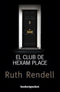 Papel CLUB DE HEXAM PLACE (COLECCION NARRATIVA 459) (BOLSILLO)