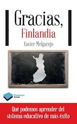 Libro Gracias Finlandia