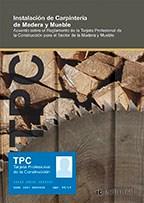 Libro Tpc - Madera Y Mueble - Instalacion De Carpinter