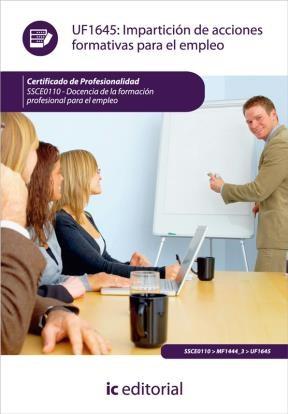 E-book Impartición De Acciones Formativas Para El Empleo