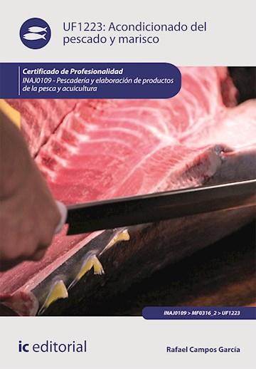 Papel Acondicionado Del Pescado Y Marisco. Inaj0109 - Pescadería Y Elaboración De Productos De La Pesca Y