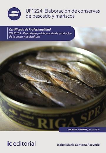 Papel Elaboración De Conservas De Pescado Y Mariscos. Inaj0109 - Pescadería Y Elaboración De Productos De